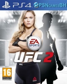 EA SPORTS UFC 2 VIP PSN PS4
