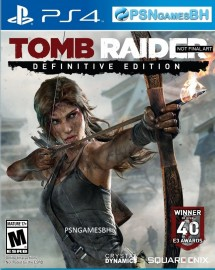 Tomb Raider Definitive ed. VIP PSN PS4