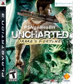 Uncharted: Drake's Fortune em Portugues PSN