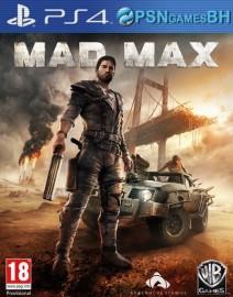 Mad Max SECUNDARIA PS4