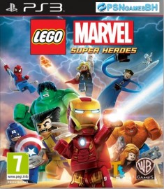 LEGO Marvel Super Heroes PSN