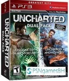 UNCHARTED Greatest Hits Dual Pack PSN