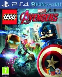 LEGO Marvels Avengers Secundario PSN PS4
