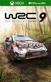 WRC 9 FIA World Rally Championship XBOX One e SERIES X|S
