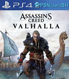 Assassins Creed Valhalla VIP PS4