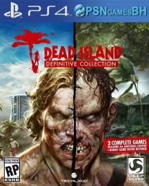 Dead Island Definitive Collection VIP PSN PS4