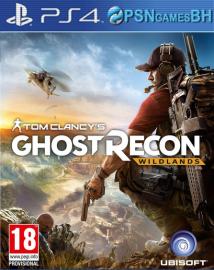 Tom Clancy's Ghost Recon Wildlands VIP PS4