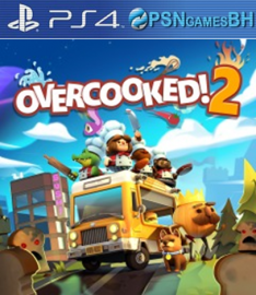 Overcooked 2 VIP PS4