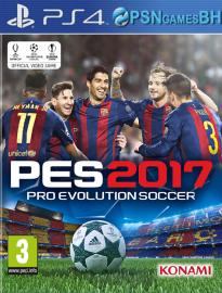PES 17 VIP PS4