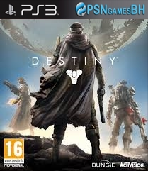 Destiny PSN PS3