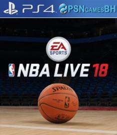NBA LIVE 18 VIP PS4