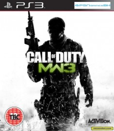 Call of Duty:Modern warfare 3 MW3 PSN