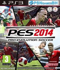 Pes Pro Evolution Soccer 14  PSN