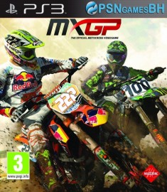 MXGP - The Official Motocross Videogame PSN PS3
