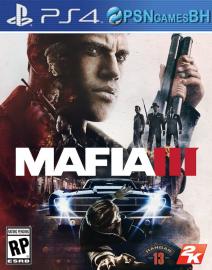 MAFIA 3 VIP PS4