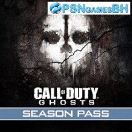 SEASON PASS COD Ghosts PSN