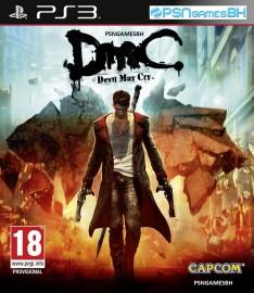 Devil May Cry 5 PSN PS3