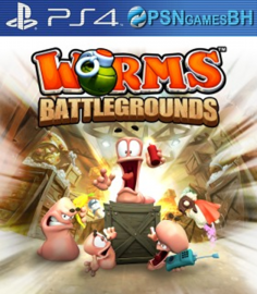 Worms Battlegrounds VIP PS4