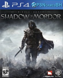 Middle-Earth Shadow of Mordor VIP PS4 PSN