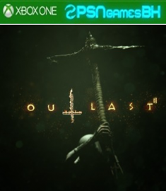Outlast 2 XBOX One