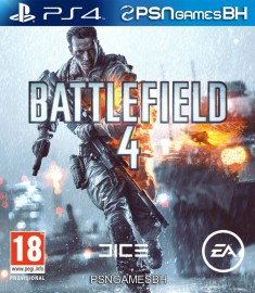 Battlefield 4 Secundaria PS4