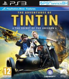 The adventures of tintin : The secret unicorn PSN