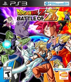 Dragon Ball Z Battle of Z PSN