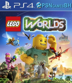 LEGO Worlds VIP PS4