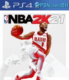 NBA 2K21 Secundaria PS4