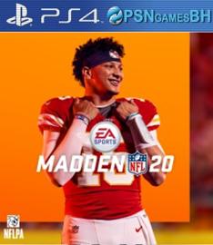Madden NFL 20 VIP PS4