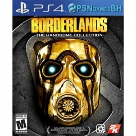 Borderlands The Handsome Collection VIP PS4