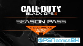 Season Pass COD Black Ops 2 PSN