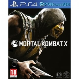 Mortal Kombat X VIP PSN PS4