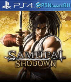 Samurai Showdown VIP PS4