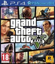 GTA V VIP PS4 PSN