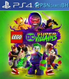 LEGO DC Super-Villains VIP PS4