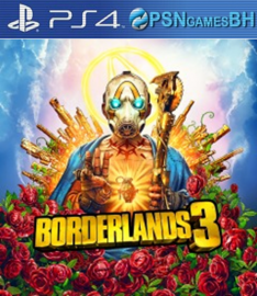 Borderlands 3 VIP PS4