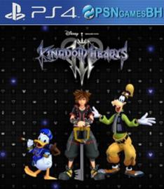 Kingdom Hearts 3 Secundaria PS4