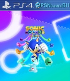 Sonic Colors: Ultimate VIP PS4