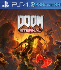 DOOM Eternal VIP PS4