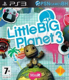 Little Big Planet 3 PSN PS3