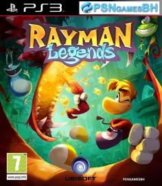 Rayman Legends PSN PS3