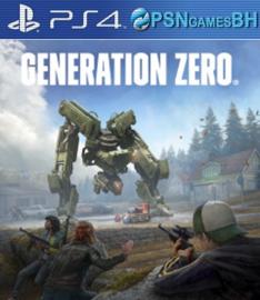 Generation Zero VIP PS4