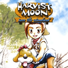 Harvest Moon: Save the Homeland (PS2 Classic) PSN PS3