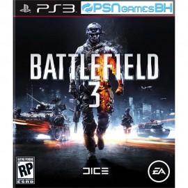 Battlefield 3 PSN