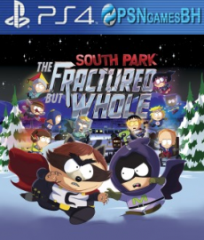 South Park: The Fractured but Whole VIP PS4