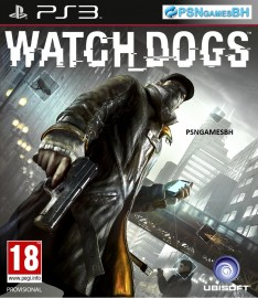 Watch Dogs Gold Ed. Ps3 PSN