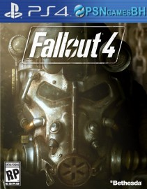 Fallout 4 VIP PS4