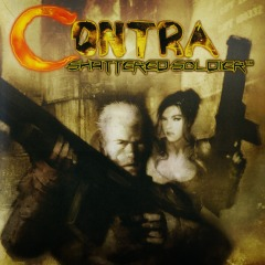 Contra: Shattered Soldier (PS2 Classic) PSN PS3