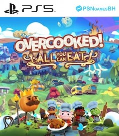 Overcooked! All You Can Eat VIP PS5